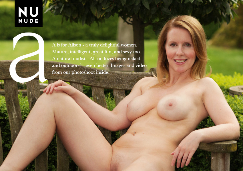 Alison naturist model for nunude