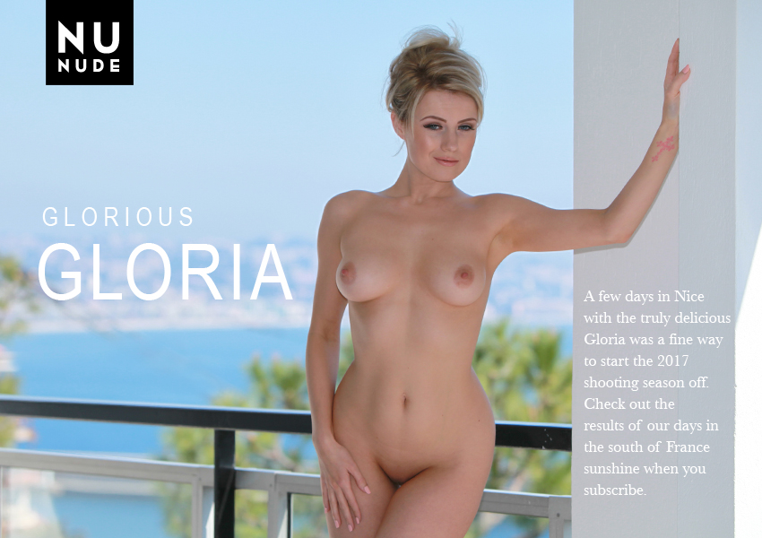 Gloria nudist model