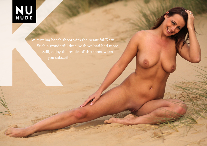 Katy nudist model