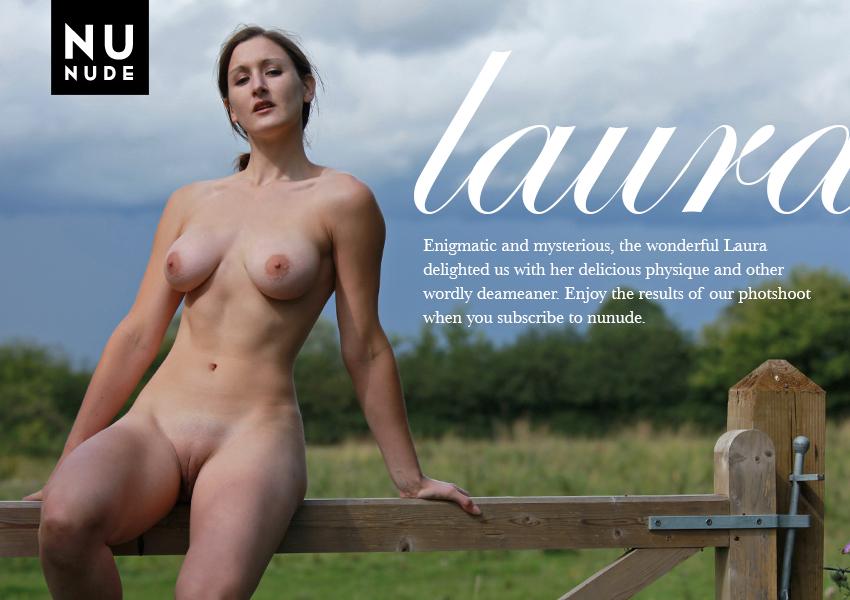 Laura nudist model