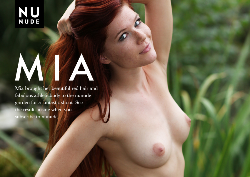 Mia nudist model for nunude