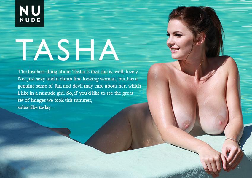 Tasha Holtz nudist model