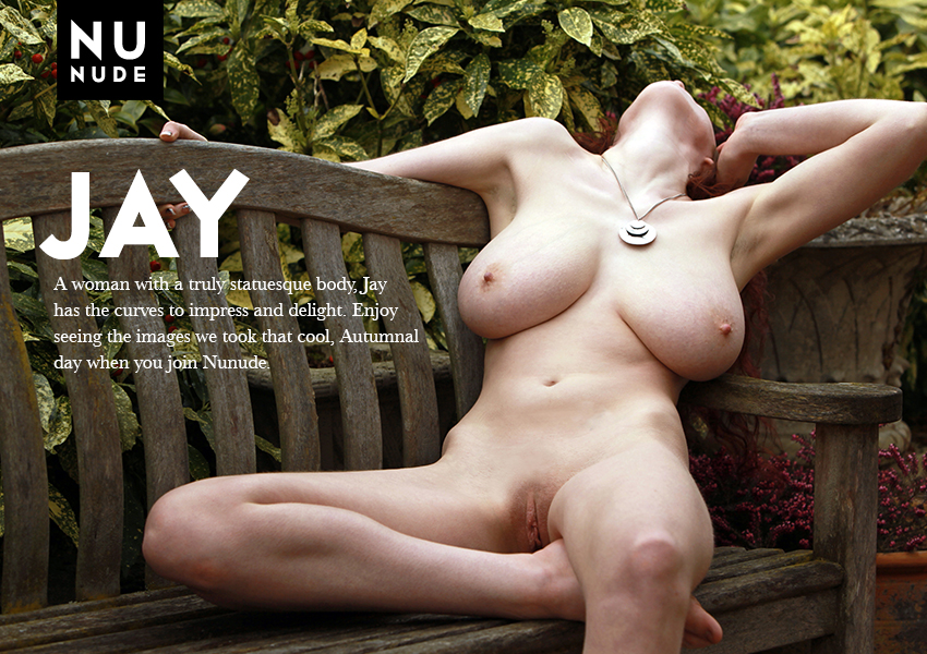 Jay nudist model