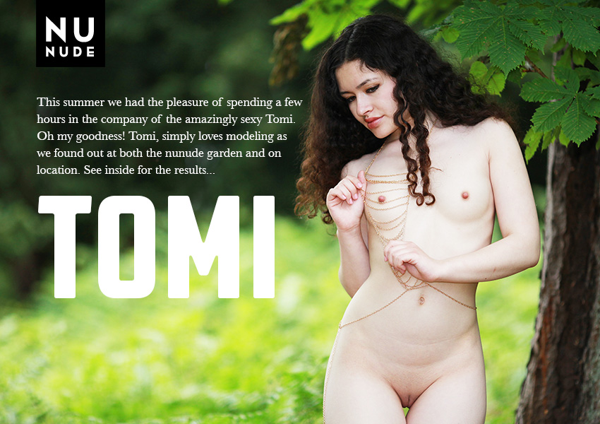 Nunude Tomi nudist and naturist model