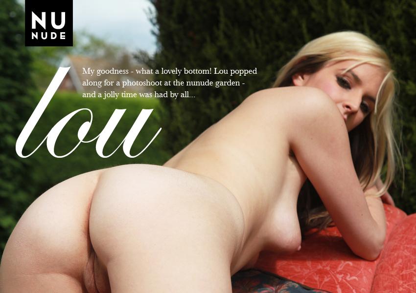 Lou Nu nude model