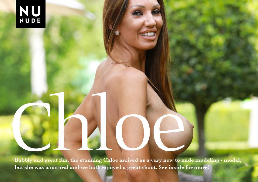 Chloe nunude naturist nude model
