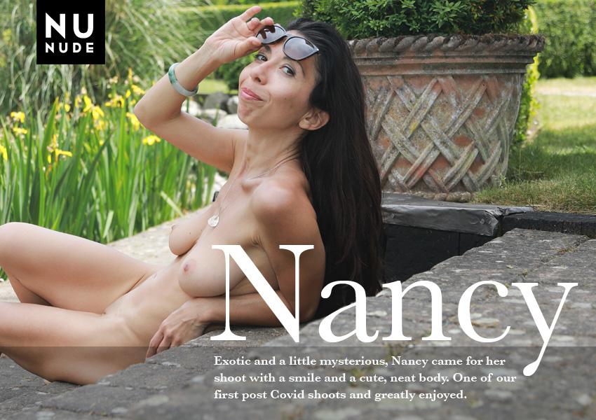 Nancy nudist model for nunude
